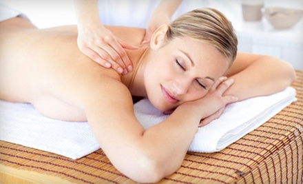$49 for Deep Tissue Massage with Plamen at Eternal Balance