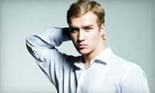 $15 for a Men's Haircut and Style at Yalda Beauty Salon