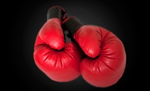 $10 for a 2pm Thai Boxing Class at Yamasaki Academy, LLC