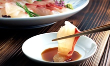 $15 for $20 at Kirin Sushi