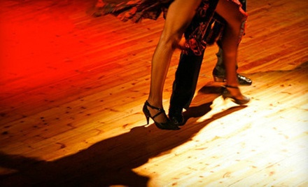 $10 for a 45-Minute Semi-Private Dance Lesson at Star Dance School