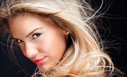 $69 for a Haircut and Highlight at Vakkar Salon