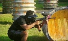 $18 for a Paintball Experience at Urban War Zone Paintball