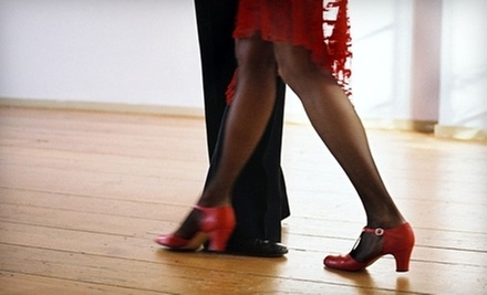 $8 for a Cuban Casino Rueda Salsa Lesson at World Dance Co.