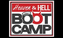 $5 for 7am Boot Camp Class at Heaven and Hell Bootcamp Lisle
