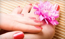 $12 for Gel Polish at Nail Ink