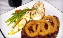 $10 for $20 Worth of Dinner at 264 The Grill