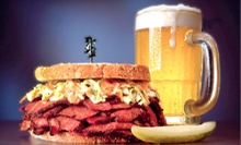 $10 for $15 at Cullen's Bar &amp; Grill