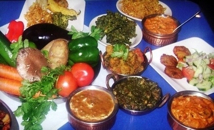 $14 for $20 at Saagar Indian Cuisine