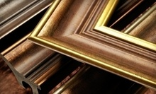 $60 for $100 Worth of Custom Framing at Designer Art Direct