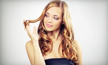 $30 for a Shampoo & Style at Body Tonic Spa + Salon