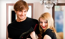 $75 for a Women's Haircut at Andrew Zepeda at Andrew Zepeda