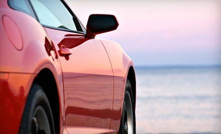 $55 for an Interior and Exterior Detailing Package at On the Spot Mobile Detailing
