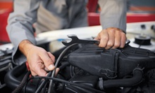 $34 for an Oil Change, Tire Rotation and 50-Point Safety Inspection at Landspeed Auto Performance