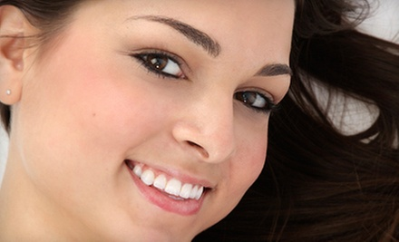 $30 for an Eyebrow and Eyelash Tint with Eyebrow Shaping  at A.Studio Spa, Salon & Laser Center Long Island