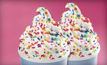 $6 for 2 Medium Cups or Cones with 1 Topping at Tasti D Lite New York