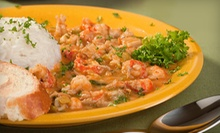$7 for $14 at Baby Kay's Cajun Kitchen