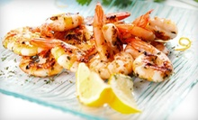 $25 for 4 Tapas Plates &amp; 1/2 Pitcher of Sangria (Up to $68 Value) at Sangria Tapas Bar &amp; Restaurant