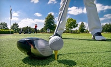 $13 for  Two Jumbo Buckets of Range Balls at City Pointe Golf Center