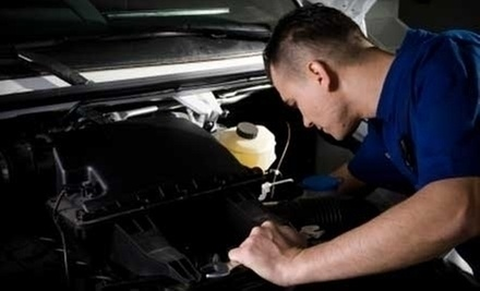 $18 for Basic Oil Change at Wood & Fullerton Goodyear