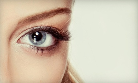 $59 for Natural Look Eyelash Extensions at Cat Eyelash NYC