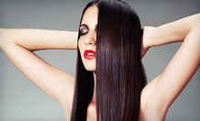 $59 for a Cut, Kerastase Deep Conditioning Treatment, and Blow Dry at Sol Salon at Preston Hollywood Nails and Spa