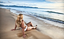 $8 for One Session in a Level 4 Tanning Bed at Image Sun Tanning Center