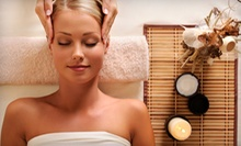 $75 for a Hydrating Chamomile &amp; Marine Body Masque at ZenzaSpa Wellness Boutique