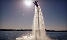 $175 for a Water Jetpack Adventure with GoPro Video Footage & T-Shirt at Water Jetpack Adventure