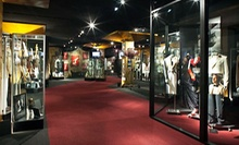 $15 for Admission for Two (Up to $30 Value) at The Hollywood Museum