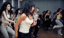 $8 for a Zumba Fitness Class at 7:15 p.m. at Believe Fitness, Inc