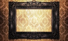 $39 for $100 Worth of Custom Framing at Tresorie Custom Framing &amp; French Mats