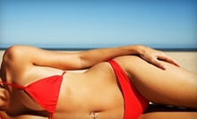 $20 for Airbrush Tan at Halo Hair Salon