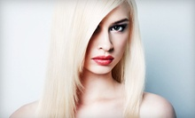$48 for a Haircut with Shampoo, Blow Dry and Style at Salon Santa Cruz