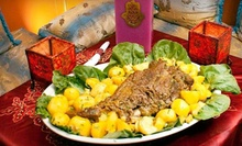 $15 for $25 at Shokran Moroccan Restaurant