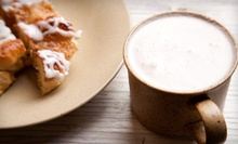 $4 for a Large Coffee and Pastry at Berkli Parc