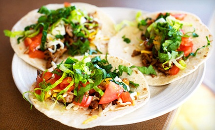 $6 for $10 at Grande Jake's Fresh Mexican Grill