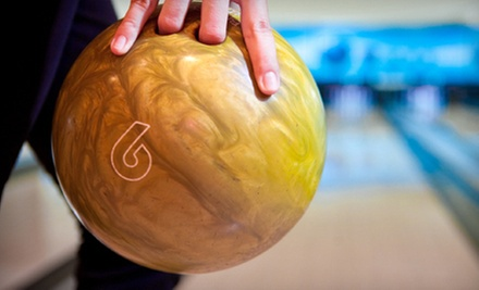 $20 for Two Hours of Bowling and Shoe Rental for Up to Six People at Lake Country Lanes