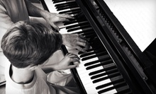 $9 for a 30-Minute Intro to Piano Lesson at Hollywood Academy of Music