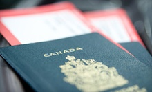$6 for Pair of Canadian Passport Photos  at Rapid Photo Toronto