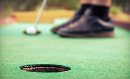 $13 for Kid&#x27;s Admission, 18 Holes of Mini Golf, Gator Food &amp; Photo at Gator Golf LLC