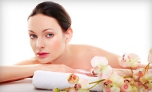 $59 for Partial Highlights  at Teddie Kossof Salon &amp; Spa
