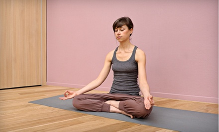 $9 for a Vinyasa Flow Yoga Class at 6 p.m. at Ahimsa Yoga Studio