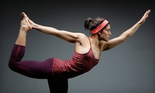 C$10 for a Drop-In Yoga Class at 5 p.m. at Urban Health Club