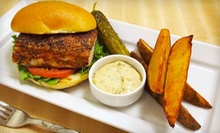 $20 for Two Well Drinks and $50 Worth of Seafood Fare at Catch Grill + Bar