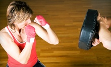 $8 for 4pm weekday Boxing Conditioning Class at Third Street Boxing