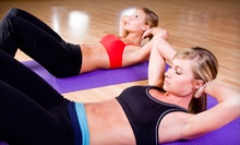 $8 for a Yoga Class at 6 p.m. at Thrive Fitness Studio