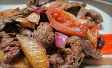 $5 for $10 at Taita Peruvian Cuisine & Bar