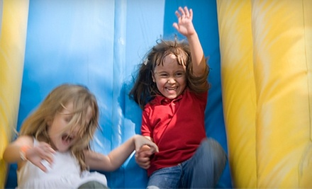$9 for Kids Open Play at Screamin' Parties