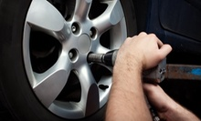 $19 for an Oil Change, Tire Rotation, Brake &amp; 17-Point Inspection at Goodyear - Gold Coast Tire &amp; Auto